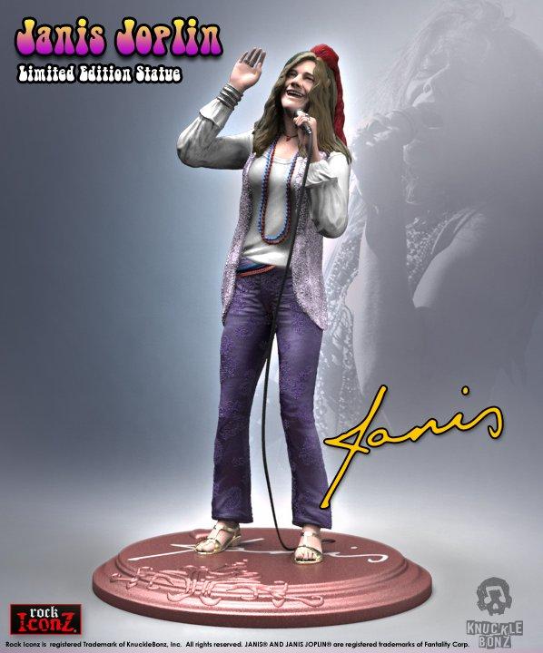 Resultado de imagem para Janis Joplin  Rock Iconz