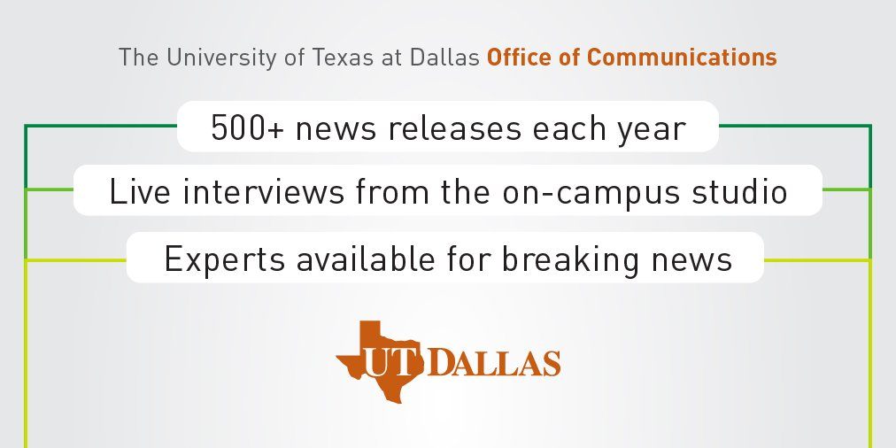 UT Dallas News (@UTDallasNews) | Twitter
