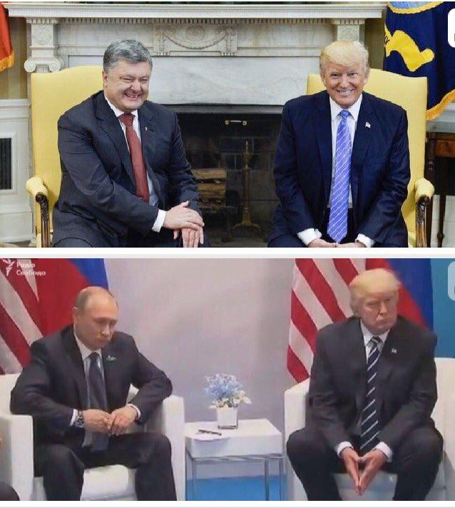 Трамп на встрече с Путиным поднял вопрос о вмешательстве РФ в выборы в США, - Тиллерсон - Цензор.НЕТ 7101