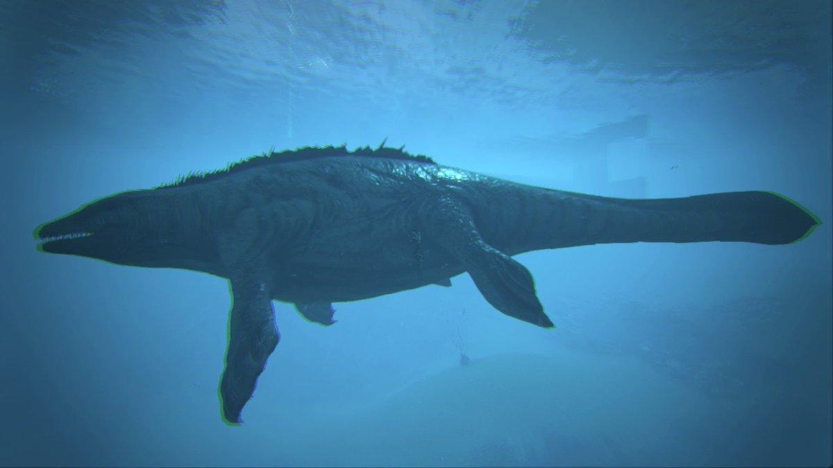 Ark モササウルス
