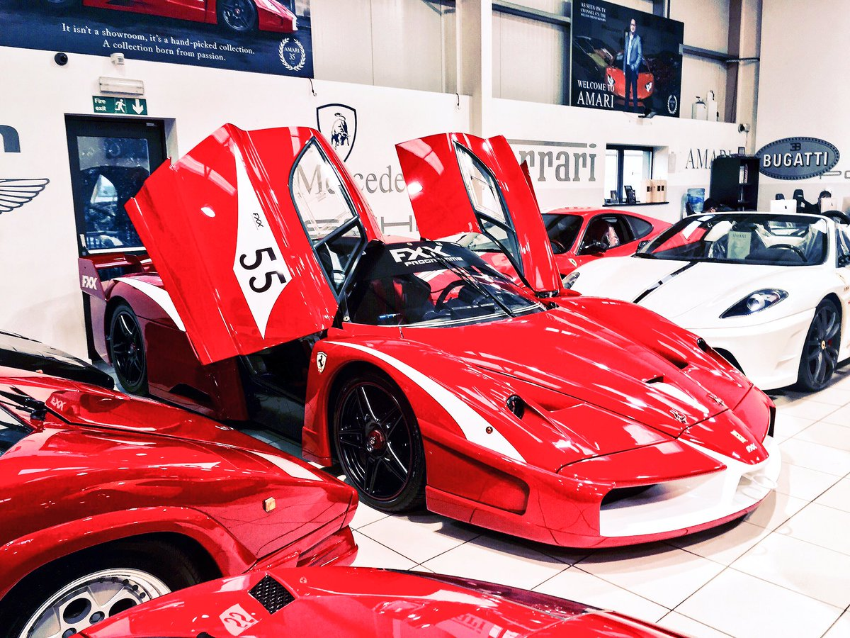 Amari On Twitter The Only Road Legal Ferrari Enzo Fxx Evoluzione In The Entire World Is Back Home Have A Great Weekend Guys Ferrari Fxx Fxxevoluzione Https T Co Awwiypj480