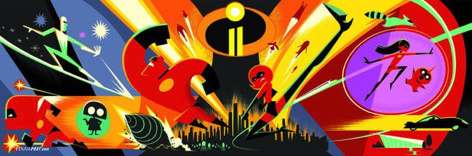 AAAAHHH FIRST INCREDIBLES 2 CONCEPT ART!! Many thoughts! #Incredibles2 https://t.co/QWobpOLI0o