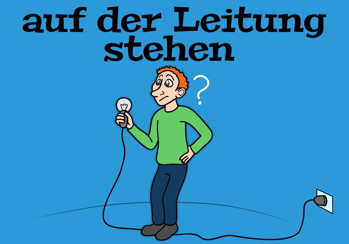 Hyg Learn German On Twitter Ich Stehe Gerade Voll Auf Der