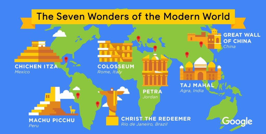 The Seven Wonders : Latest News, Breaking News Headlines ...