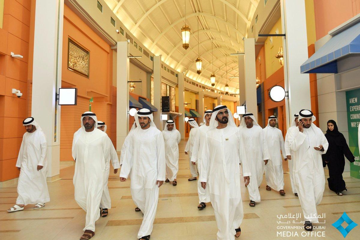 Dubai Media Office Twitterissä: