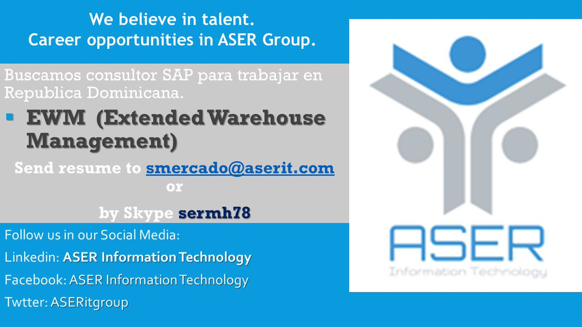 aser group aseritgroup twitter