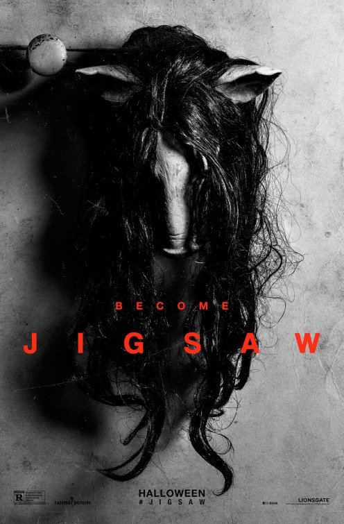 😱 New poster for Saw 8 - #Jigsaw