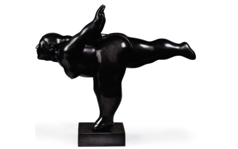 Ballerina with Square Legs Botero Ballerina  http:// bit.ly/2sMT4xo  &nbsp;   #Botero #FernandoBotero <br>http://pic.twitter.com/Atxd45b86r