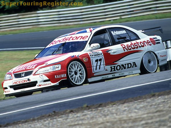 #OnThisDay in 2000 at @Oulton_Park, Tom Kristensen  in Honda Accord @TypeR took his first pole position in #BTCC (Photo: Super Touring Register)pic.twitter.com/LFU8xE7UWU