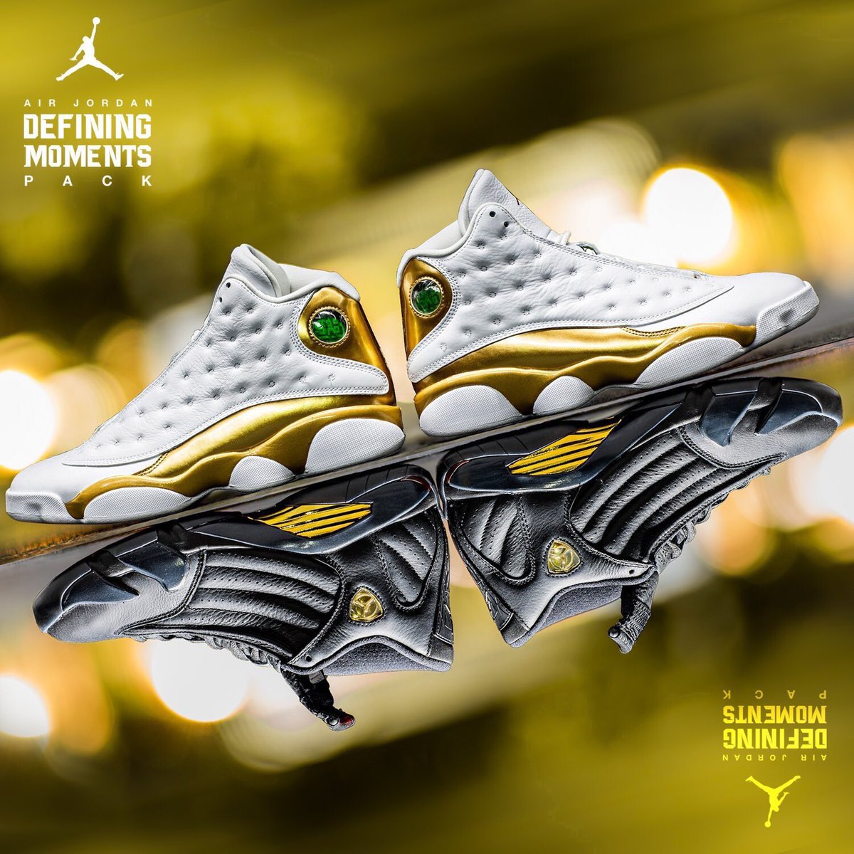 best service 6c794 07c8a air jordan retro 13 14 defining moments pack in men s and gs available now  free