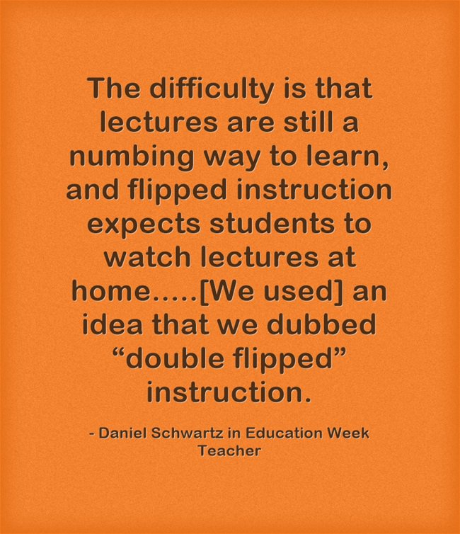 """#EWopinion: What are the best ways to make a flipped classroom work? """"Double flipped"""" instruction, one teacher says. https://t.co/916VHyI6Lw https://t.co/91nPdA93mW"""