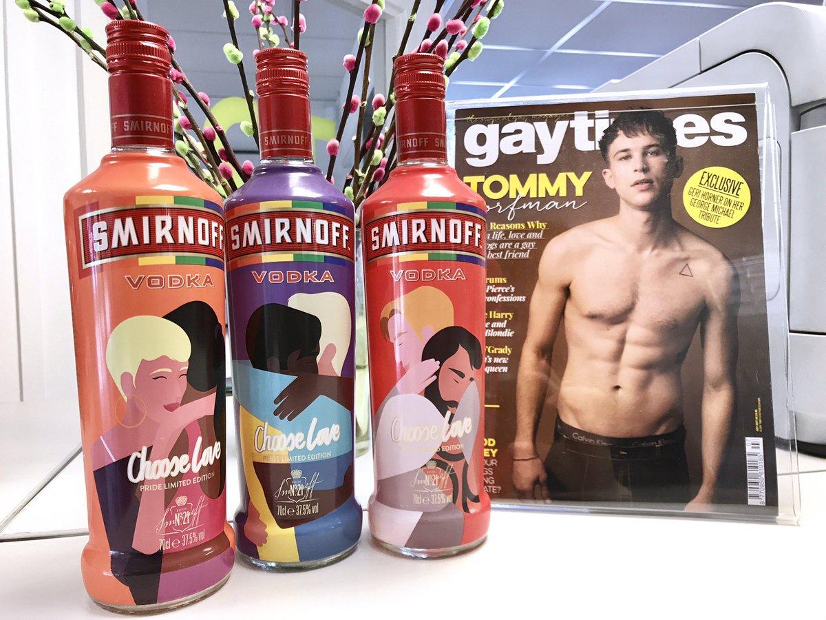 Smirnoff gay