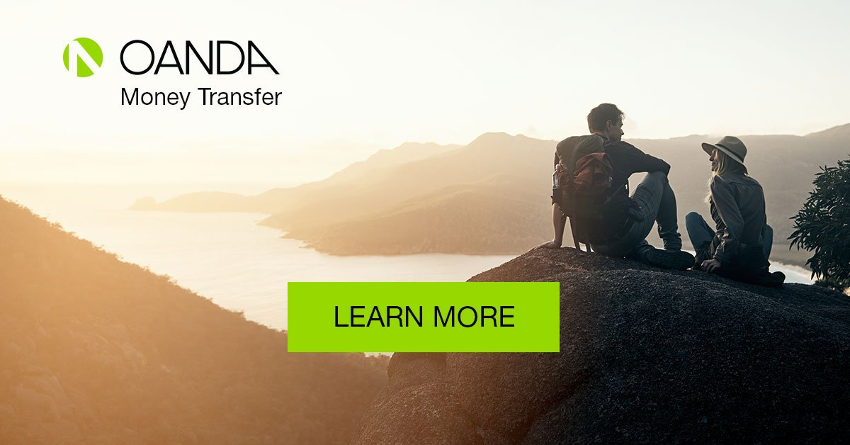 Oanda Money Transfer – Currency Exchange Rates