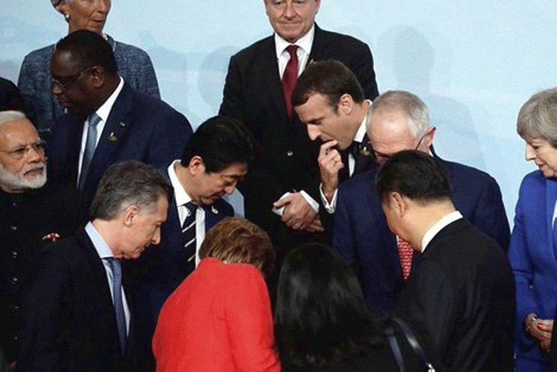 Трюдо и Макрон во время встречи на саммите G20 обсудили ситуацию в Украине - Цензор.НЕТ 397