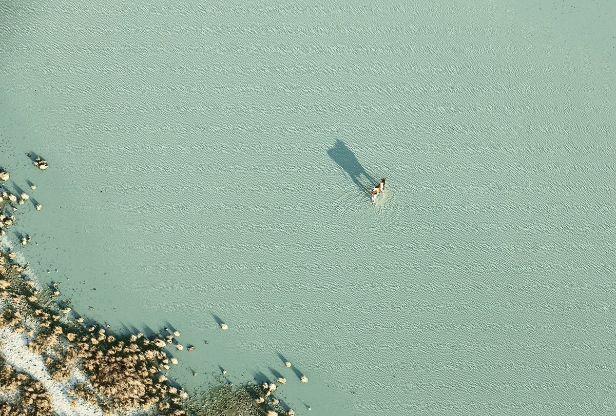 Aerial Abstracts by Zack Seckler