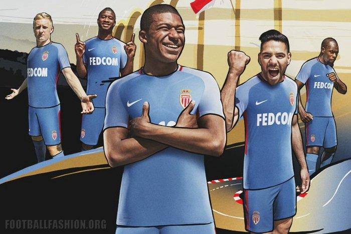 AS Monaco 2017/18 Nike Away Kit -  http:// bit.ly/ASMonaco17-18  &nbsp;   #ASMonaco #Ligue1 #Nike #NikeFootball  #ASMonacoChampi8ns #ASM<br>http://pic.twitter.com/TwrOVirOqI