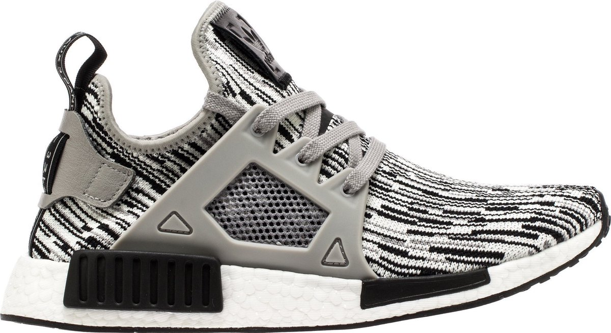 reputable site 2b019 52e5d Oreo Grey Black White : Adidas NMD XR Oreo NMD Grey Black ...