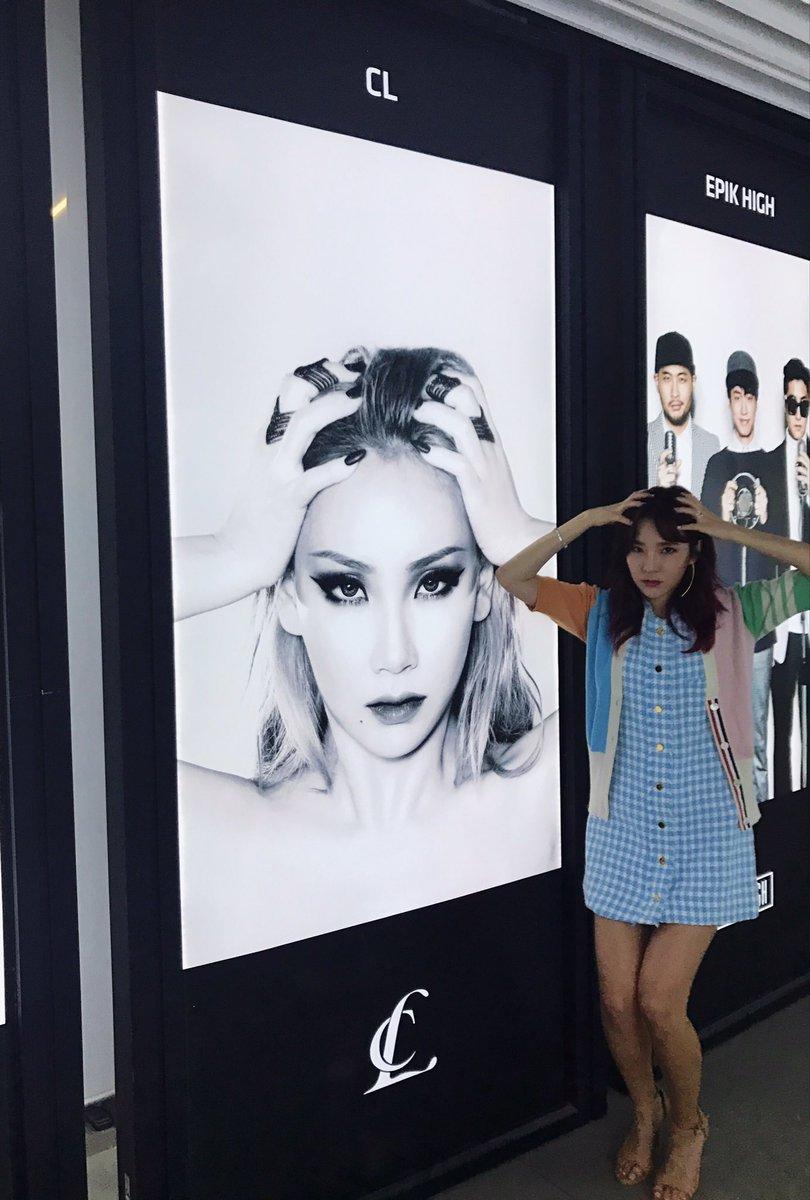 Hi CL~ 😘