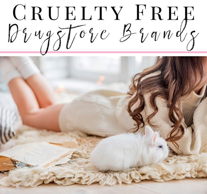 Cruelty Free Drugstore Brands