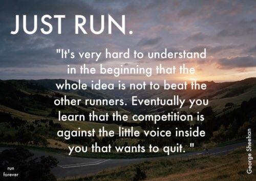 I&#39;ve wanted to quit many times. Now I run 7-8 km most times I go for a run! #running #8km #justrun<br>http://pic.twitter.com/eLBvaSYHGo