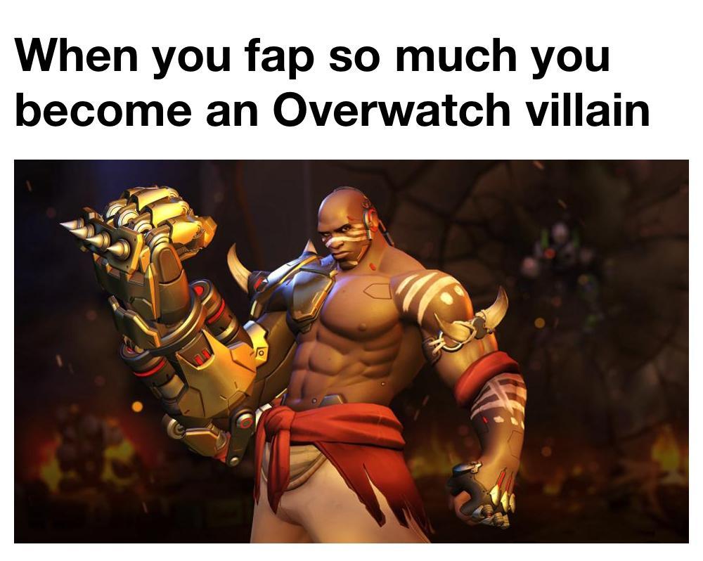 Overwatch fap