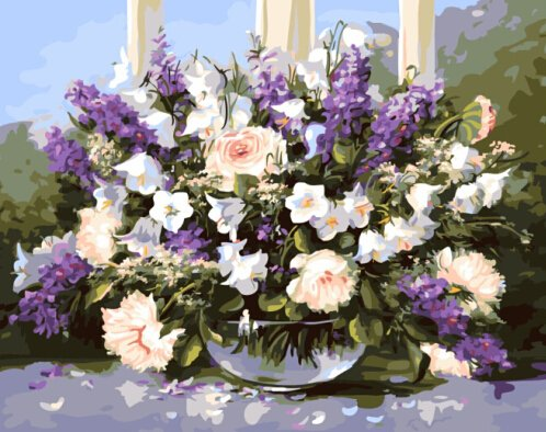 Flowers Painting Picture