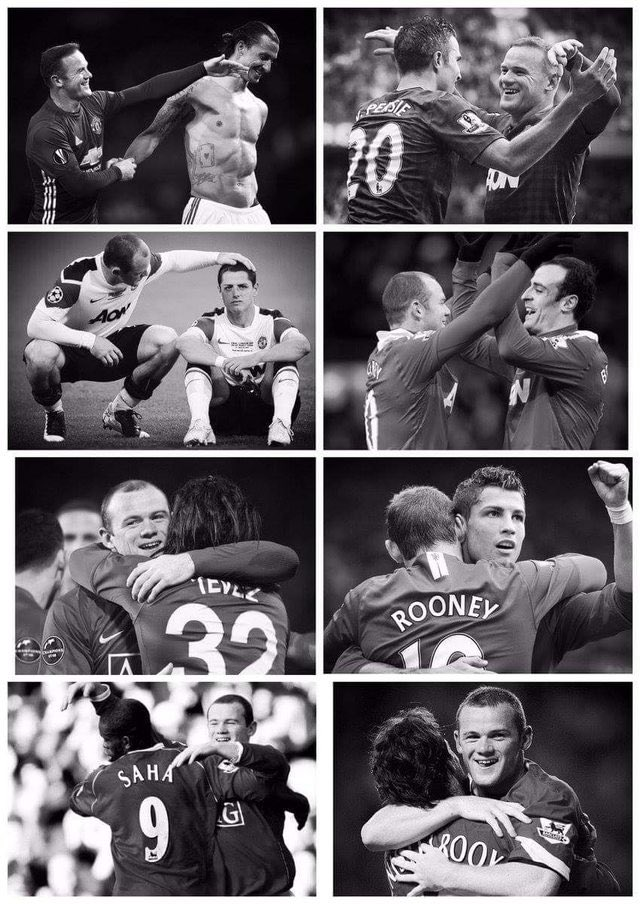 @WayneRooney Many partners came and left but Rooney was always there! Brilliant edit. (Source unknown) https://t.co/VSfLjIlE01