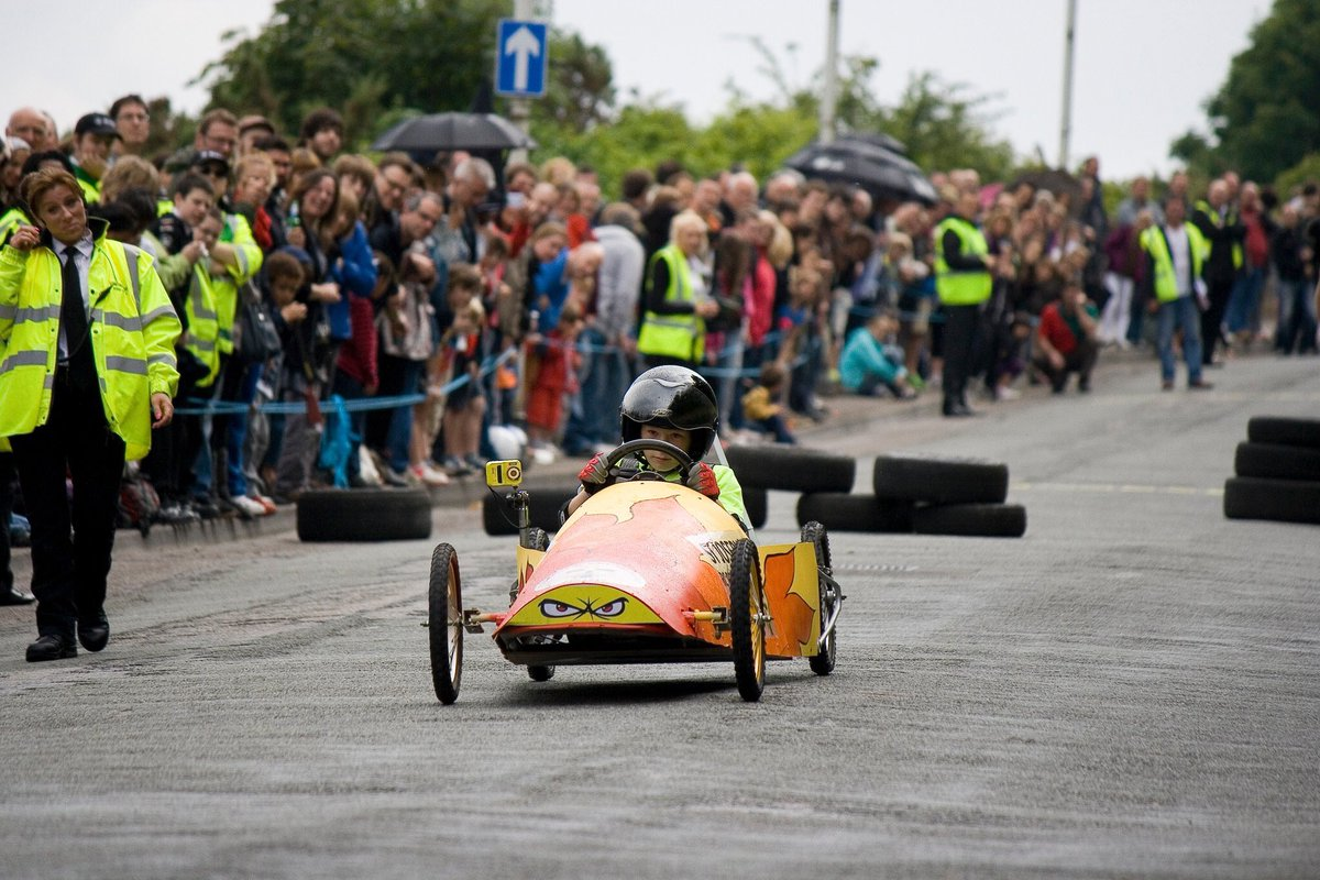 Its On Cardiff On Twitter We Kart Wait The Penarth Downhill