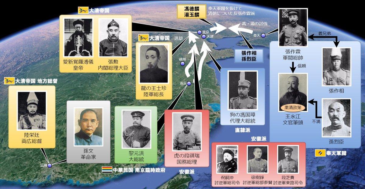 中国第三革命(護法戦争)