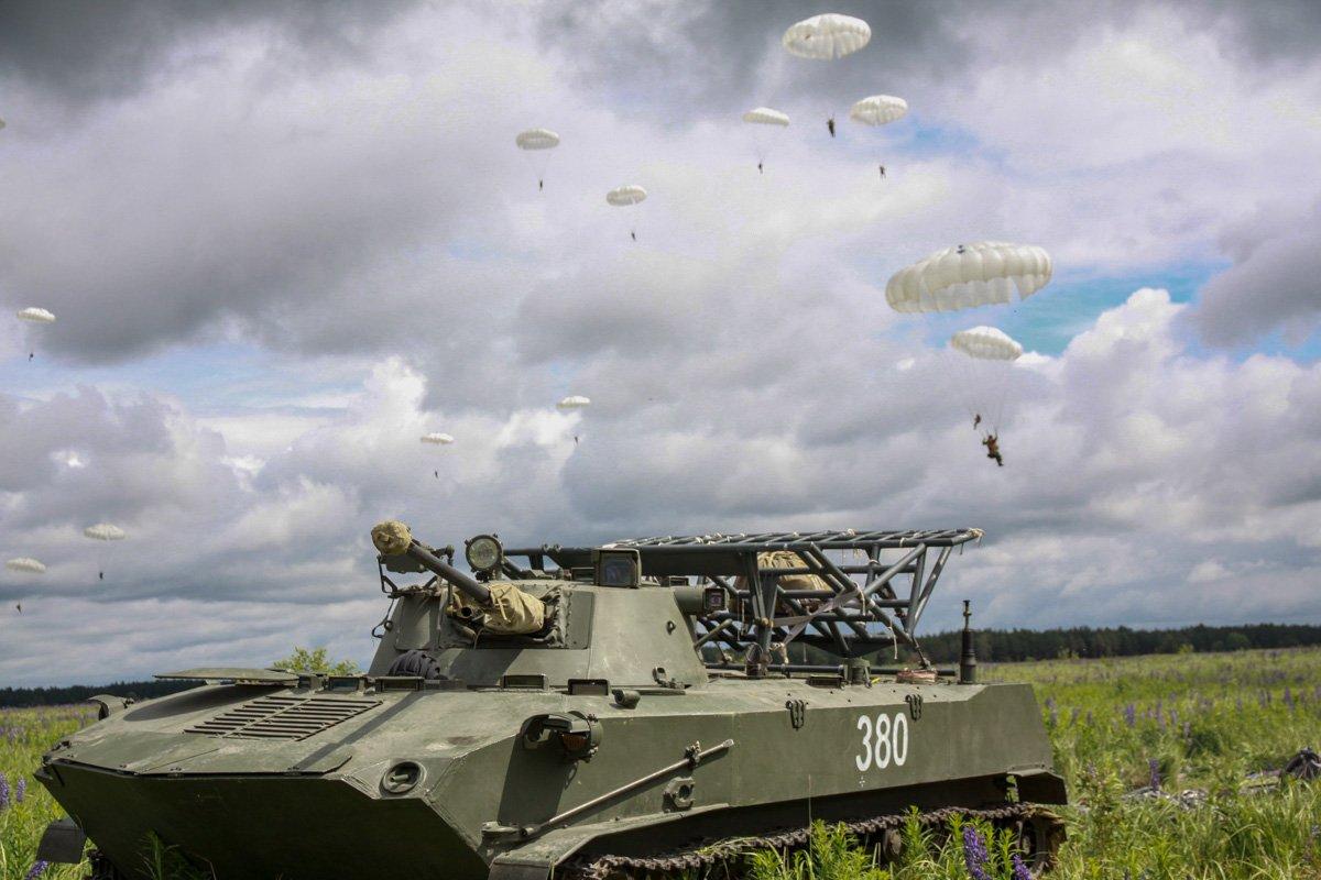 фотографии боевой техники десанта рф втроем