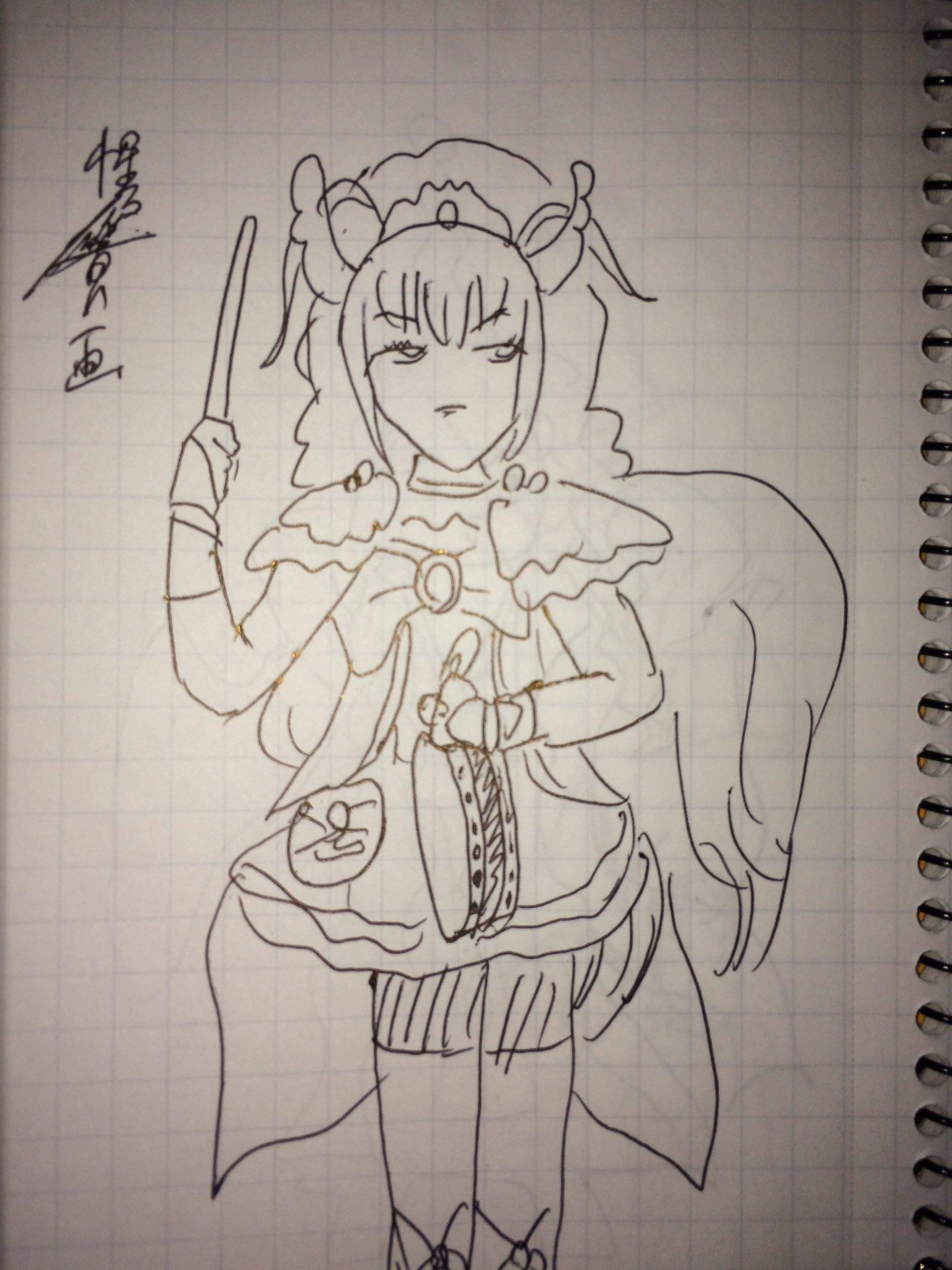 卍惺々うっちー卍 (@matina114514)さんのイラスト