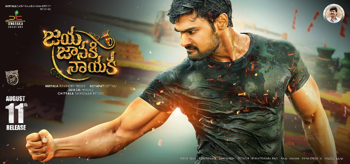 Tollywood Movies Latest Updates - 25/07/2017