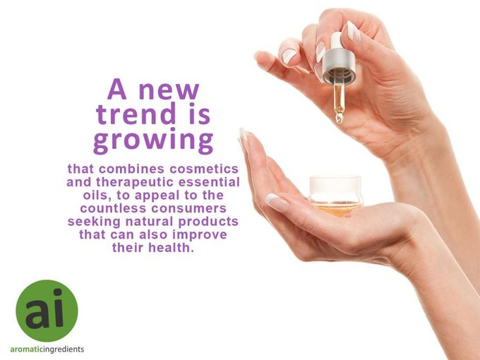 The Therapeutic Value of Essential Oils in Cosmetics