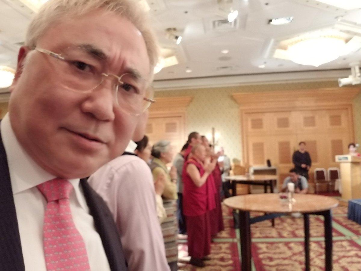 ダライ・ラマ法王のお誕生日お祝いに日本の政治家が一人も来てない( 。゚Д゚。) なんでだよ。┐(&#…