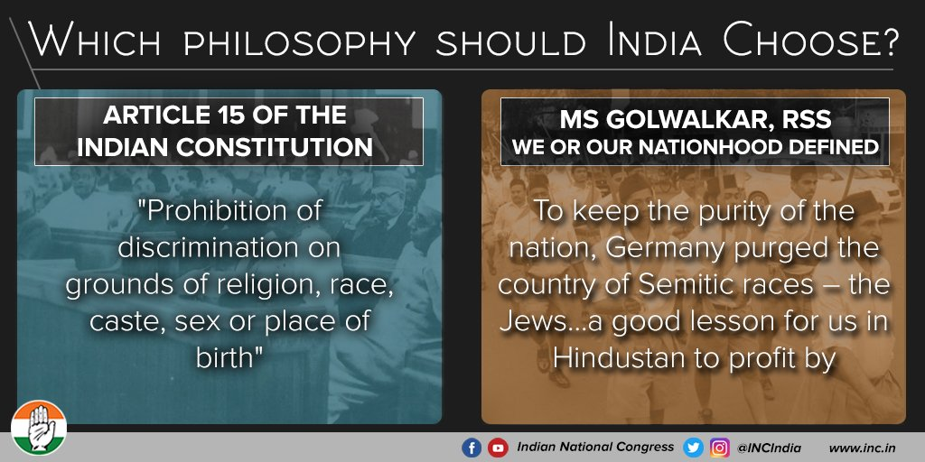 indian national congress definition