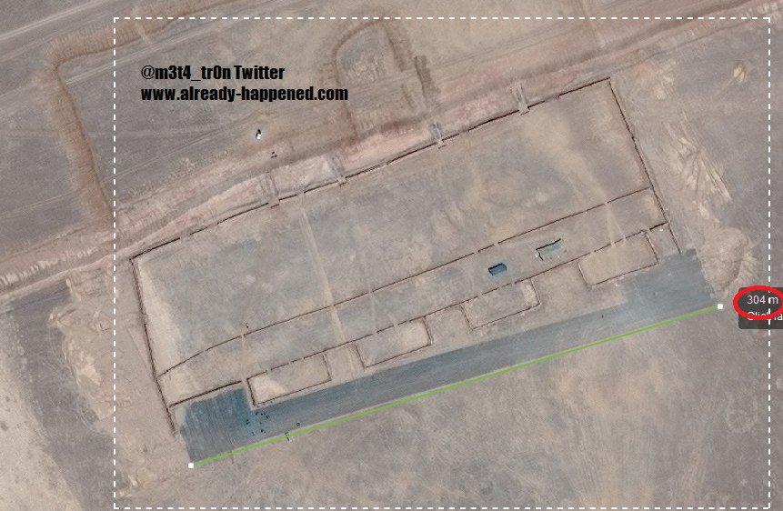 Новая авиабаза США в Ат-Танфе: Америка готовится рвать Сирию на части