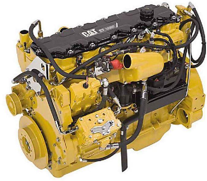 C7 cat Engine Manual