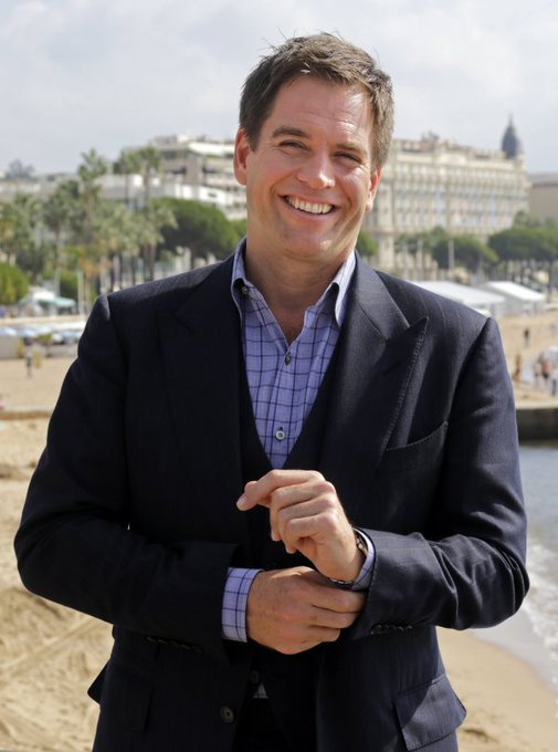 Michael Weatherly S Birthday Celebration Happybday To