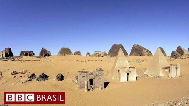 Civilizações esquecidas? Por que você não ouviu falar de reinos africanos que foram tão ricos quanto o Antigo Egito https://t.co/4LtaUpGsTF