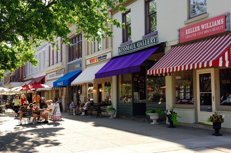 Granville ranked as the most beautiful town in Ohio—https://t.co/N136bMFuqF. https://t.co/A2FgTZEawy