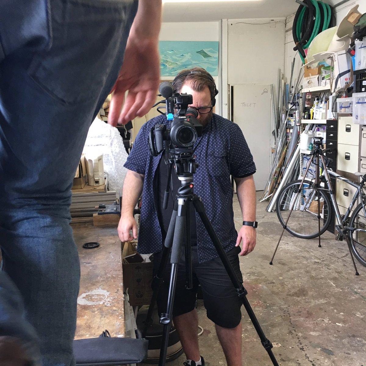 Building and filming.... #stem #steam #invent #pedalpowered #bike #wecreateedu <br>http://pic.twitter.com/kUv1GKn6IX