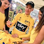 RT pour gagner ce @MaillotjauneLCL signé par / RT to win this yellow jersey signed by @chrisfroome @lecoqsportif  #TDF2017