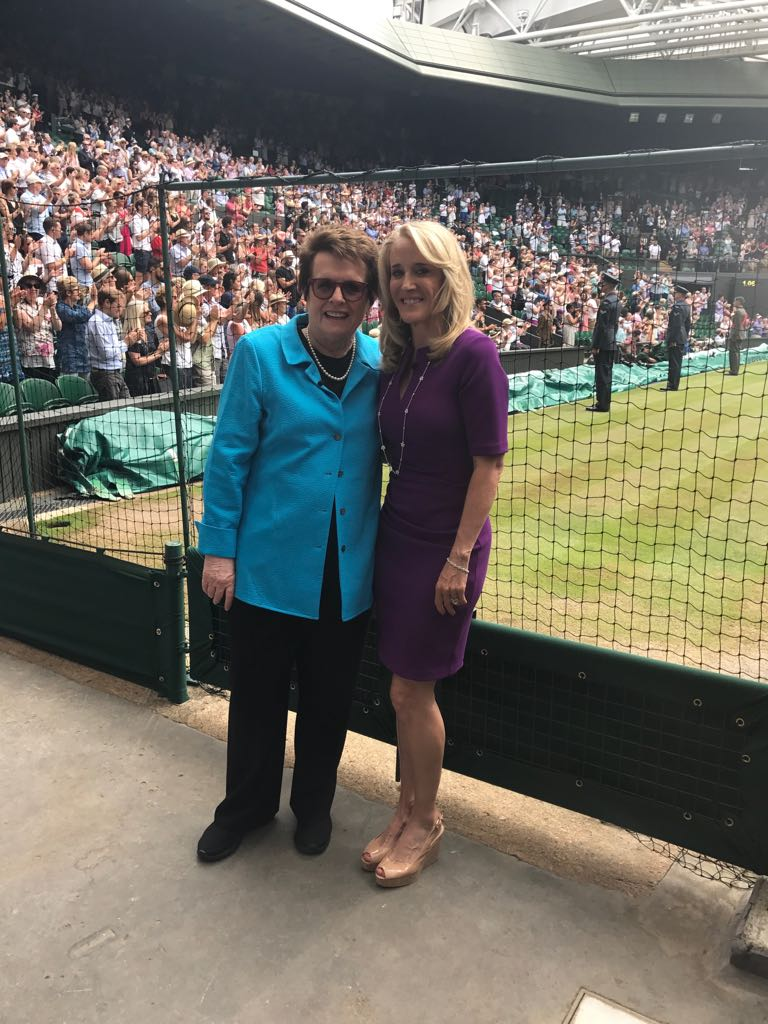 "Tracy Austin on Twitter ""Looking forward to seeing you again"