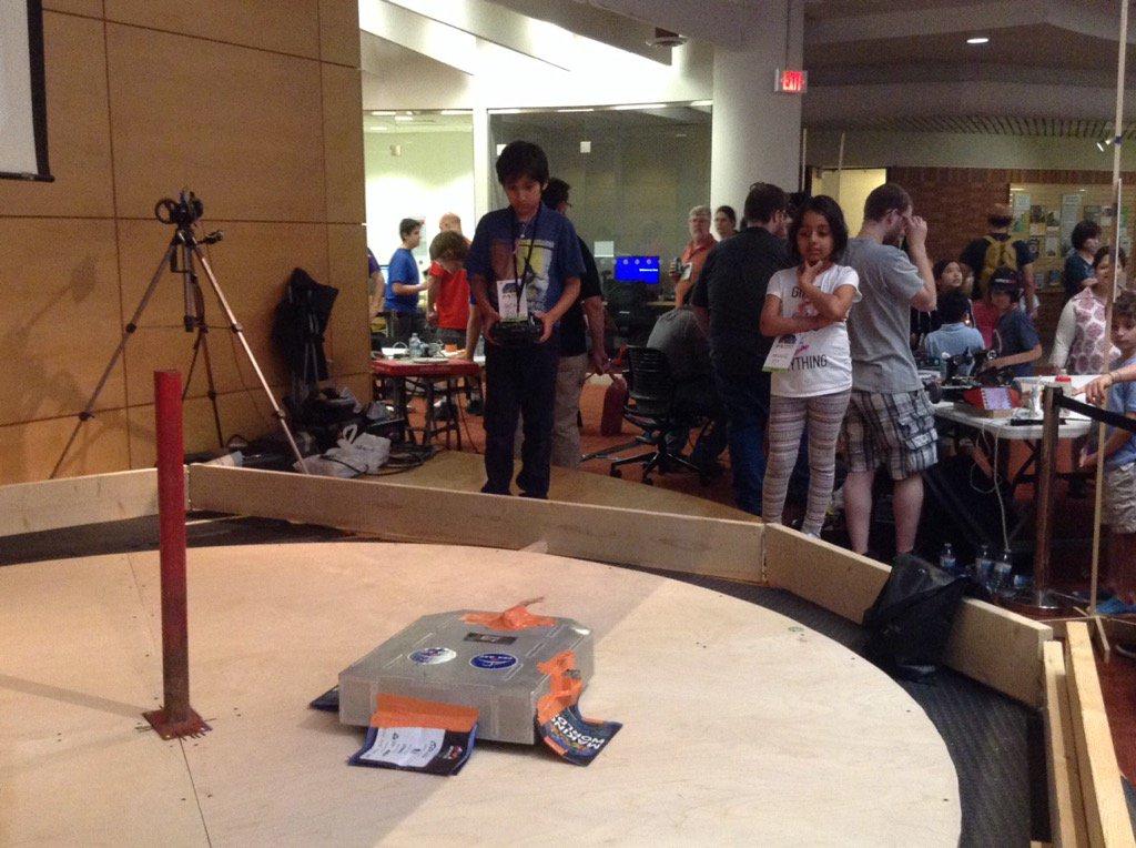 HotPopRobot: Space Robots Code on Twitter: