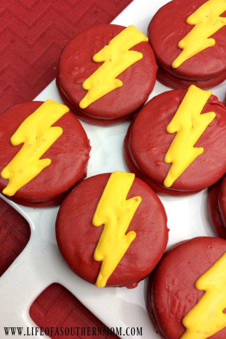 Lightning McQueen Cars Oreo Cookies — Life of a Southern Mom