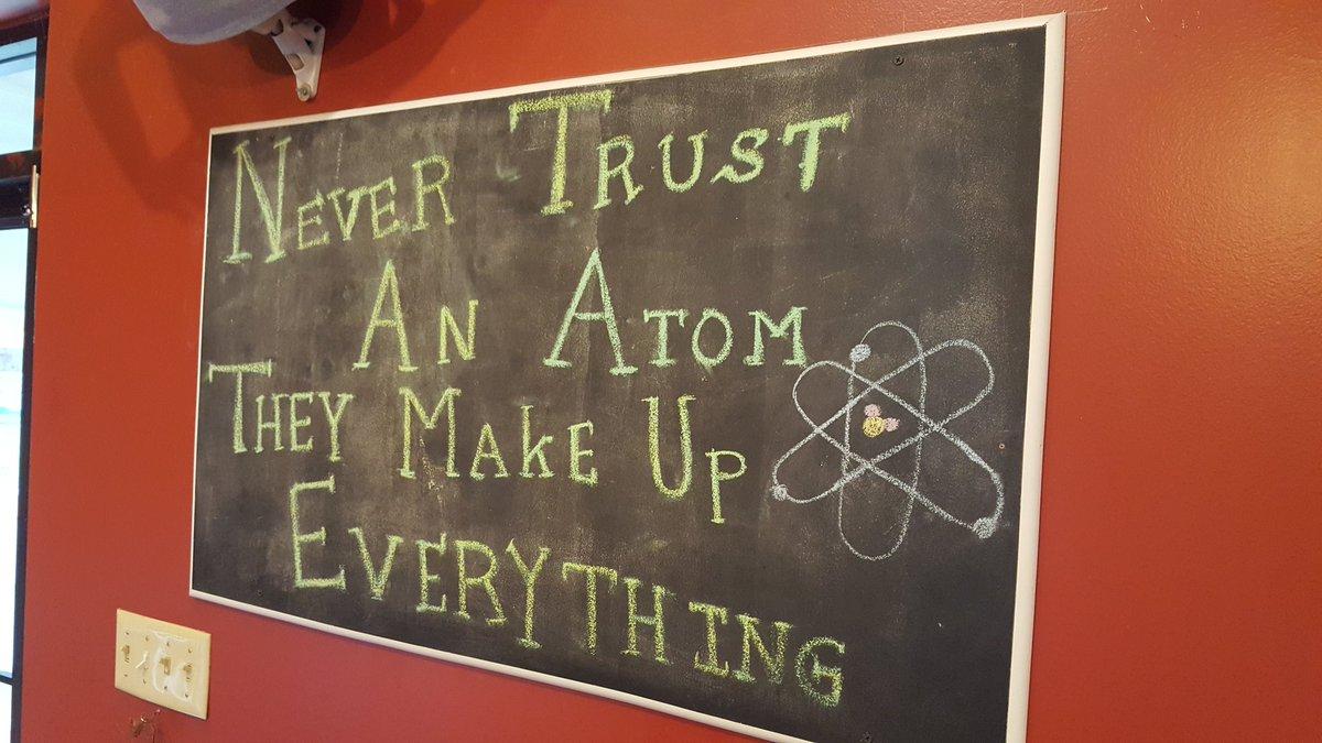 Science humor! https://t.co/PKaxp00o2K