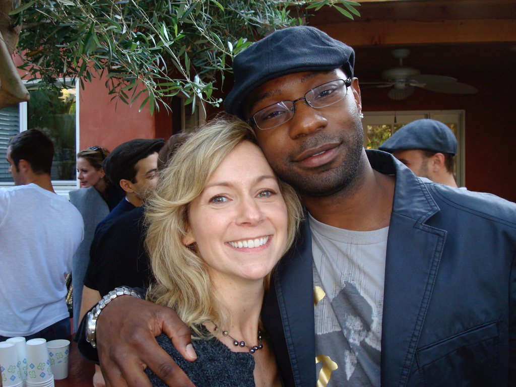 Dearest #NelsanEllis , may flights of angels sing thee to thy rest, you phenomenally talented genius.... https://t.co/2OamZvBVNe