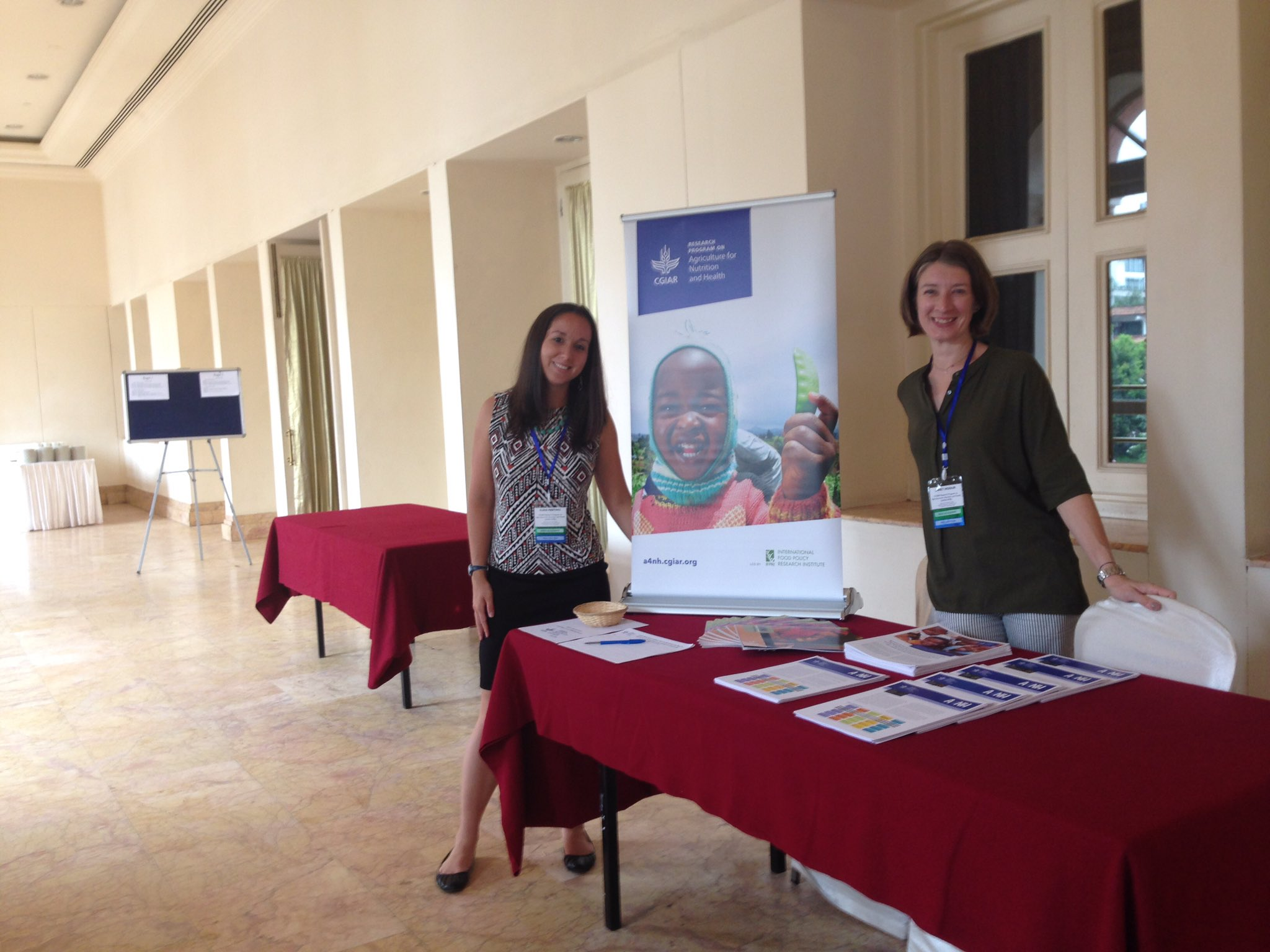 #A4NHResearch is ready for a great #ANH2017 - we look forward to seeing you! #AgNutSympo @IMMANA_res @CGIARnutrition https://t.co/eYWhN6svzu