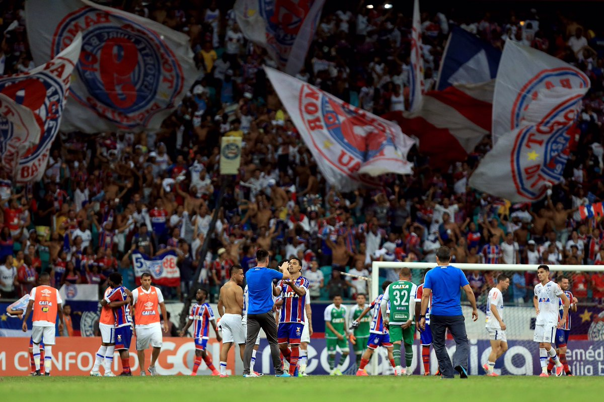 Esporte Clube Bahia в Twitter