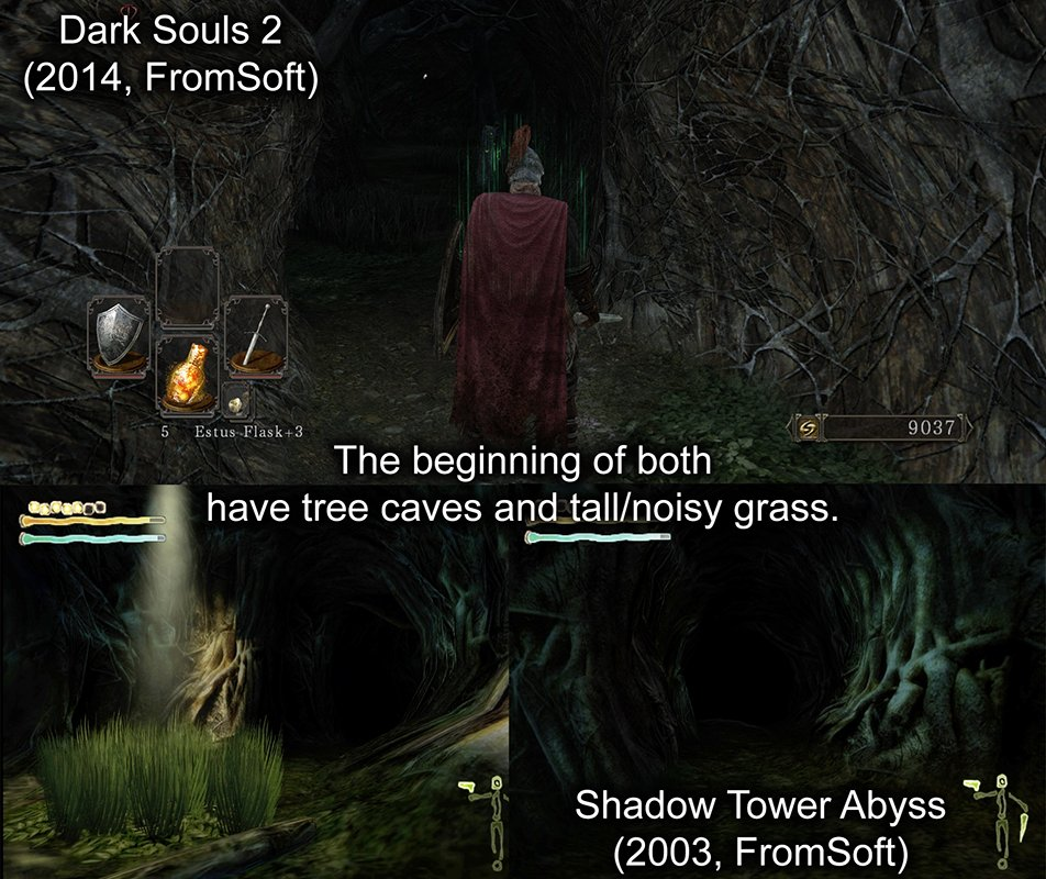 Shadow Tower Abyss (2003) and ...